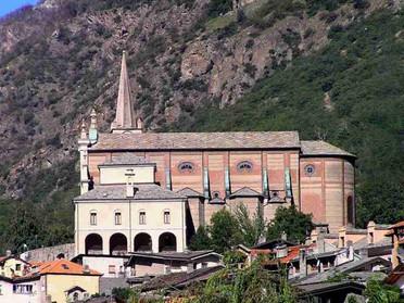 03.10.2020 - Solenne Celebrazione Eucaristica per l'Esaltazione della Santa Croce a Châtillon