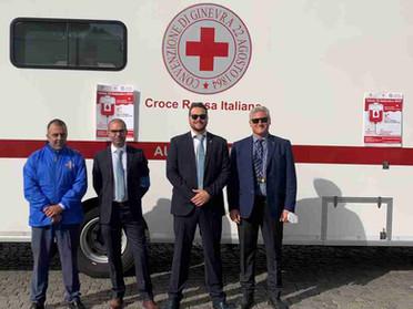 """25.09.2021 – """"Dona il Sangue Dona una Speranza"""": sensibilizzare sempre di più l'emergenza sangue"""