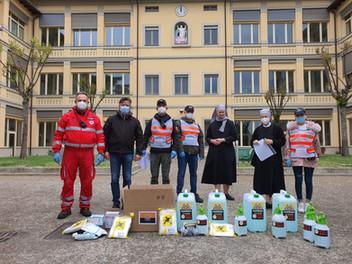 04.11.2020 - Attività di assistenza primavera-autunno 2020 della Delegazione della Toscana