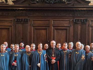 21.01.2020 - Solenne Celebrazione Eucaristica per la festa di Sant'Agnese presieduta dal Gran Priore
