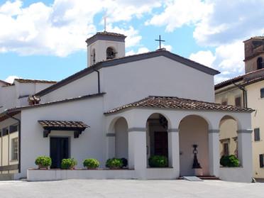 27.10.2019 - Santa Messa in suffragio dei cavalieri defunti, dei familiari e dei benefattori