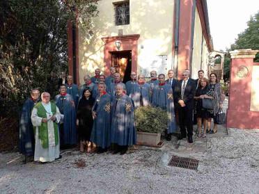 28.08.2021 – Incontro-Ritiro spirituale della Delegazione Marche e Romagna a Senigallia