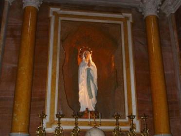 11.02.2021 - La Delegazione della Tuscia e Sabina onora Nostra Signora di Lourdes
