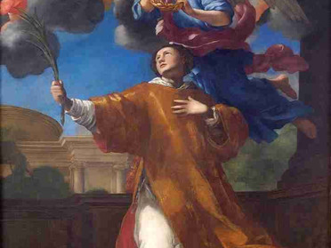 10.08.2021 – I Cavalieri della Tuscia e Sabina onorano San Lorenzo nella cattedrale di Viterbo