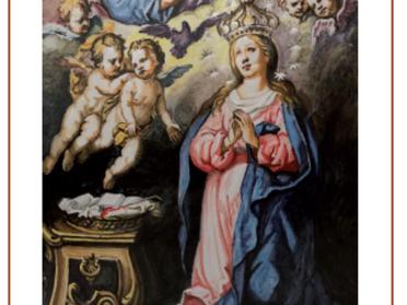 18.12.2020 – Sostegno per la Festa della Madonna dell'Aspettazione al Parto a Palermo