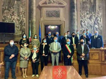 02.10.2020 - Conclusa la prima campagna di donazioni di indumenti invernali a Forlì