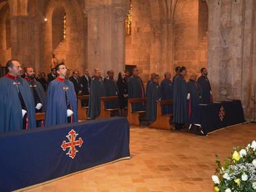 21.10.2019 - Santa Messa in Memoria del Beato Carlo d'Austria nell'Abbazia di Casamari