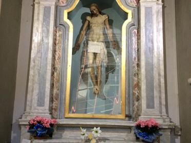 14.09.2020 - I Cavalieri Costantiniani celebrano a Viterbo l'Esaltazione della Santa Croce