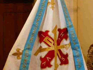 12.06.2021 - Giubileo Iacobeo dei Cavalieri Costantiniani della Delegazione Toscana a Pistoia