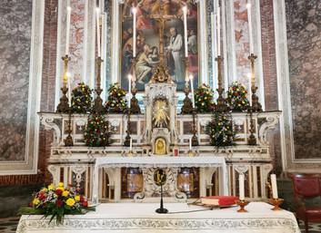 29.06.2020 - Visita del Console Generale di Spagna alla sede dell'Ordine Costantiniano in Napoli
