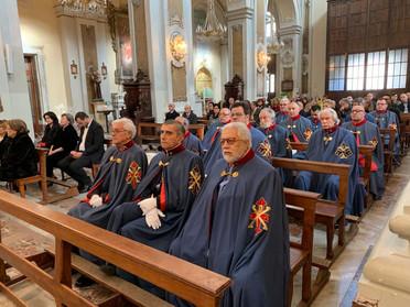 22.12.2019 - Santa Messa Costantiniana in preparazione al Santo Natale a Catania