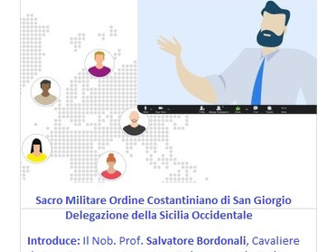 """19.02.2021 – Conversazione """"La pioneristica politica ambientale nella Sicilia borbonica"""""""