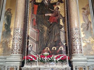 05.10.2019 - Pellegrinaggio devozionale al Santuario della Madonna di Montevergine