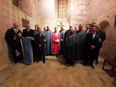 22.11.2019 - Santa Messa mensile nell'Abbazia di Casamari