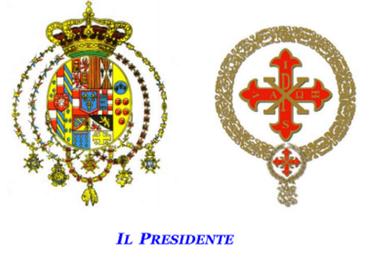 20.03.2020 - Nota del Presidente Real Commissione ai Delegati dell'Italia