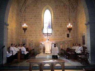 22.08.2020 - Santa Messa della Fraternità della Santissima Vergine Maria a Bagnoregio