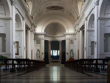 11.04.2021 – Nuovo parroco per la Cattedrale di Santa Scolastica in Subiaco