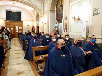 23.02.2021 – Santa Messa in memoria della Beata Maria Cristina di Savoia a Caltanissetta