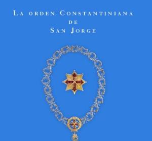 "24.12.2019 - In uscita il libro ""La Orden Constantiniana de San Jorge"" di Guy Stair Sainty"