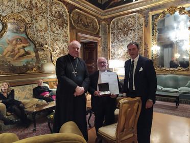 05.12.2019 - Delegazione di Roma e Città del Vaticano incontra il Gran Priore