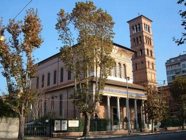 23.01.2020 - Santa Messa mensile presso la Basilica Magistrale di Santa Croce al Flaminio
