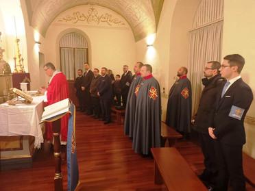 13.12.2019 - Celebrazione Eucaristica mensile di dicembre del Gruppo di Casamari