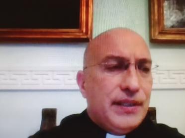 26.11.2020 - Corso di formazione Costantiniana della Delegazione di Roma e Città del Vaticano