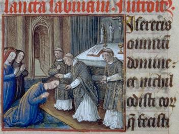 17.02.2021 - Gli impegni quaresimali dei Cavalieri Costantiniani della Tuscia e Sabina