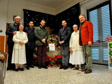 """21.12.2019 - Consegna donativo natalizio alla Scuola paritaria per l'infanzia """"Anna Municchi Rosano"""""""