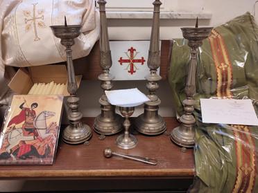 13.05.2021- Attività benefica della Delegazione Toscana in favore di una parrocchia del Senegal