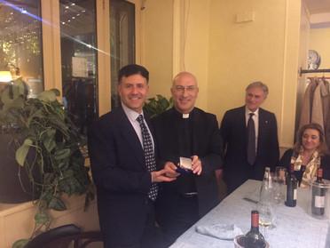 14.11.2019 - Santa Messa e incontro mensile della Delegazione di Roma e Città del Vaticano