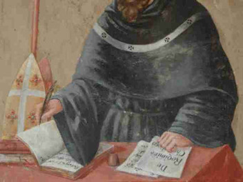04.06.2021 - La Delegazione della Tuscia e Sabina onora il Beato Giacomo da Viterbo