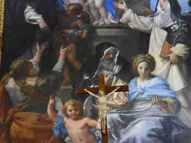 14.07.2021 – Solenne Pontificale in onore di Santa Rosalia a Palermo