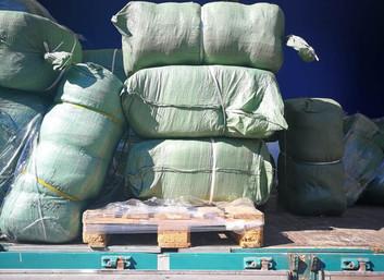 22.07.2020 - La Delegazione di San Marino dona indumenti nuovi a persone bisognose