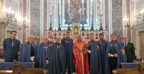 14.09.2020 - La Delegazione di Napoli e Campania celebra la Festa dell'Esaltazione della Santa Croce