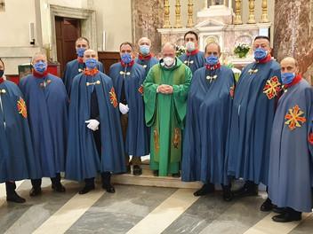 24.10.2020 - Santa Messa in suffragio di S.A.R. Don Carlos di Borbone delle Due Sicilie a Torino