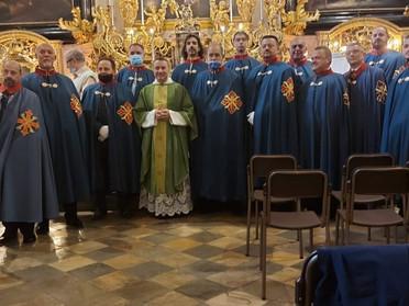 20.09.2020 - Celebrazione liturgica per la festa dell'Esaltazione della Santa Croce a Torino