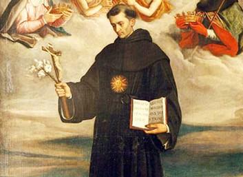10.09.2020 – La Delegazione della Tuscia e Sabina onora San Nicola da Tolentino
