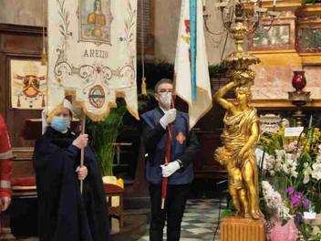 11.02.2021 – Celebrazione della XXIX Giornata Mondiale del Malato in Arezzo