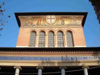 19.09.2021 – Celebrazione dell'Esaltazione della Santa Croce presso la Basilica Magistrale in Roma