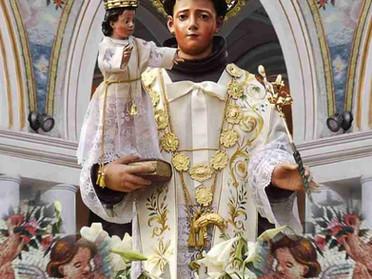 31.05.2021 – Celebrazione della Tredicina in onore di Sant'Antonio da Padova in Afragola