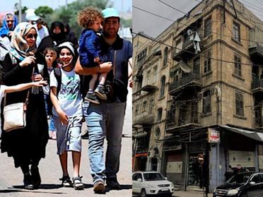 03.01.2020 - L'Ordine Costantiniano si farà carico dell'affitto di 40 famiglie di Aleppo nel 2020