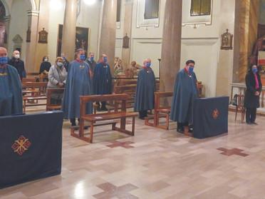 15.10.2020 – Santa Messa e Conferenza sul Regno d'Italia e la nobiltà della Delegazione Lombardia