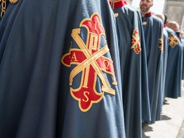 15.03.2020 - Cancellazione Santa Messa e Cerimonia di Benedizione mantelli nuovi Cavalieri a Torino