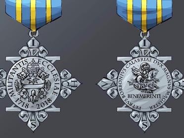 23.02.2020 - Santa Messa a Catania e consegna Medaglia di Benemerenza a donatrice di rene in vita