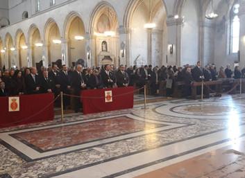 08.12.2019 - Santa Messa della Solennità dell'Immacolata nella Basilica di Santa Chiara a Napoli