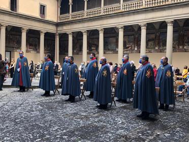 31.05.2020 - Processione e Santa Messa nel VII Centenario della Madonna Liberatrice a Viterbo