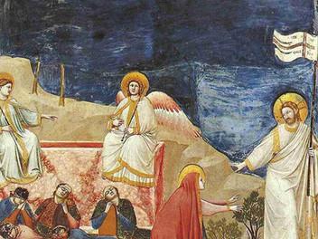 31.03.2021 - Riflessione pasquale col Cappellano Capo della Delegazione di Roma e Città del Vaticano