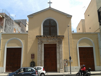 19.12.2020 - Solenne Santa Messa in suffragio del Barone Francesco Marullo di Condojanni a Messina