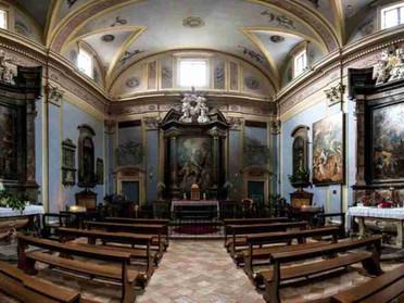 18.04.2021 – Santa Messa ad Ascoli Piceno. Memoria di Gesù Buon Pastore e San Giorgio Megalomartire